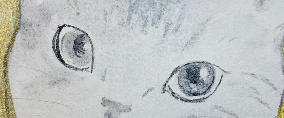 荒井克子  日本画